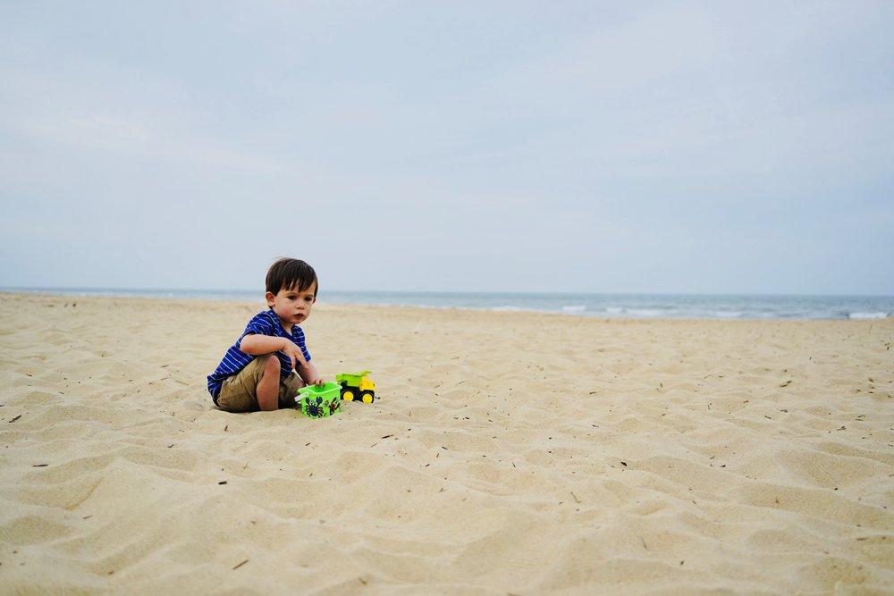 Little Island Park Beach - Virginia Beach