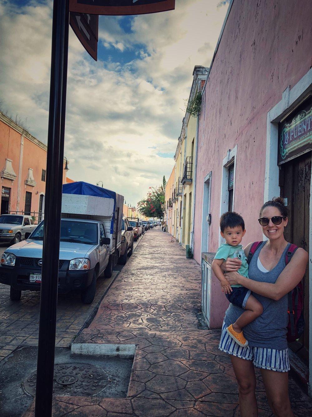 La Candelaria is a really lovely neighborhood.
