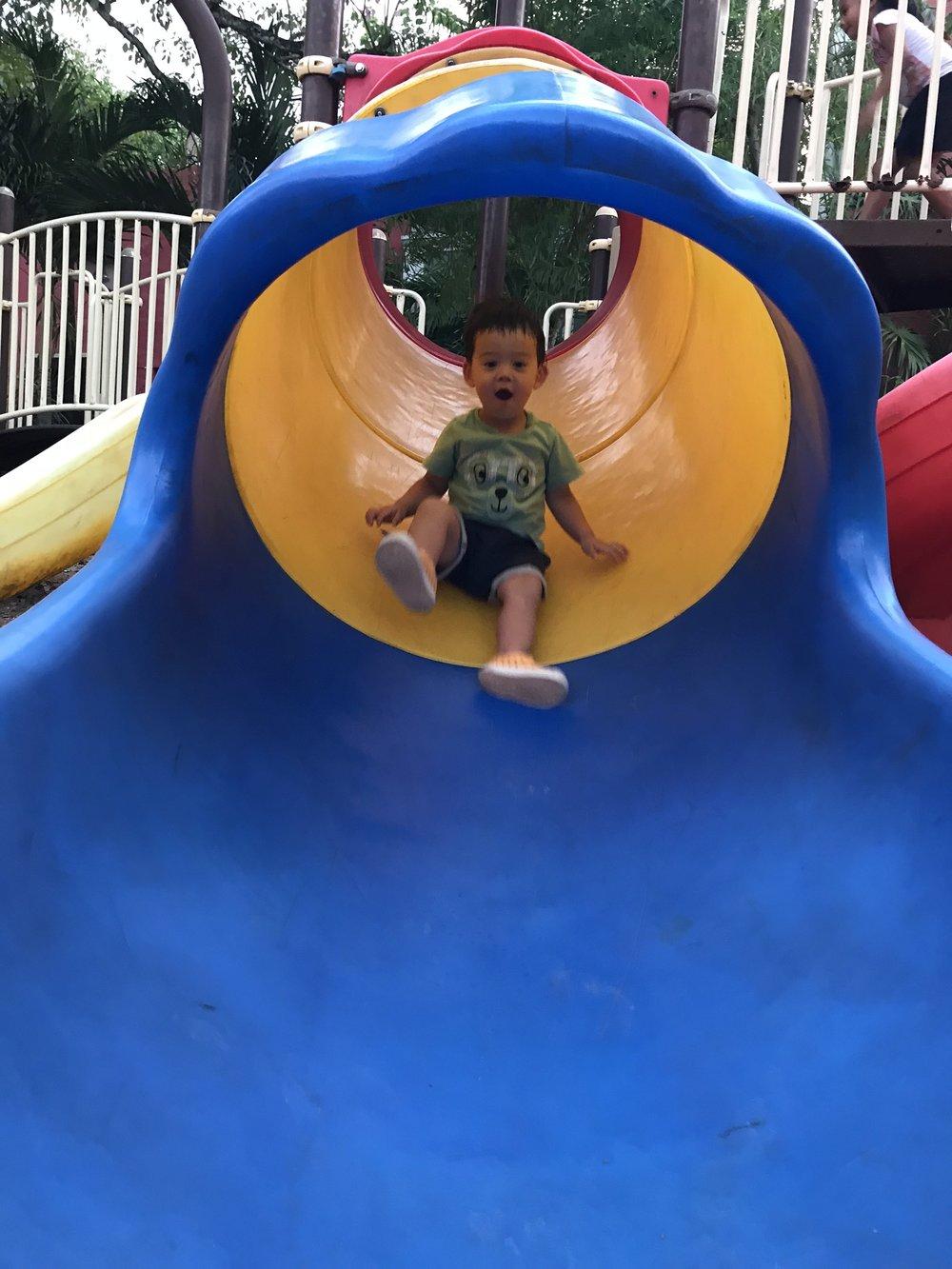 Playground - La Candelaria, Valladolid, Mexico