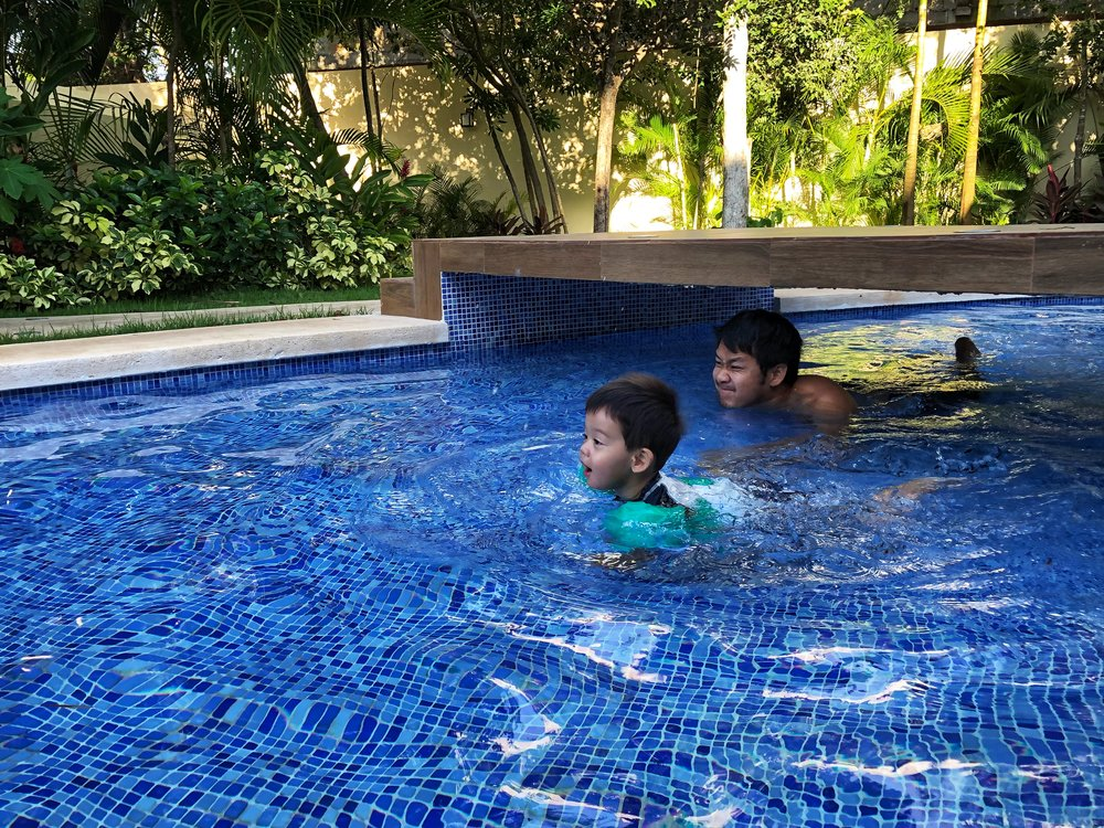 Aldea Zama Pool - Paramar Terra
