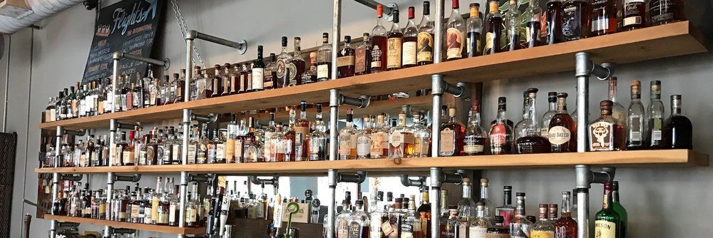 Best Bourbon Selection in Atlanta