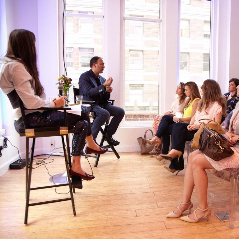 Connected Commerce and the Future of Fashion hosted by Poshmark and Third Wave Fashion