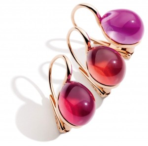 Pomellato Rouge Passion Earrings