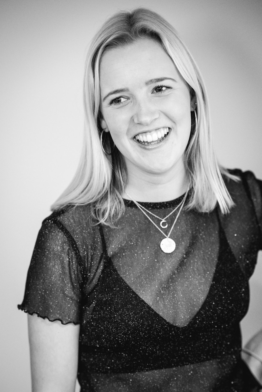 Rachael Currie, Head of Events