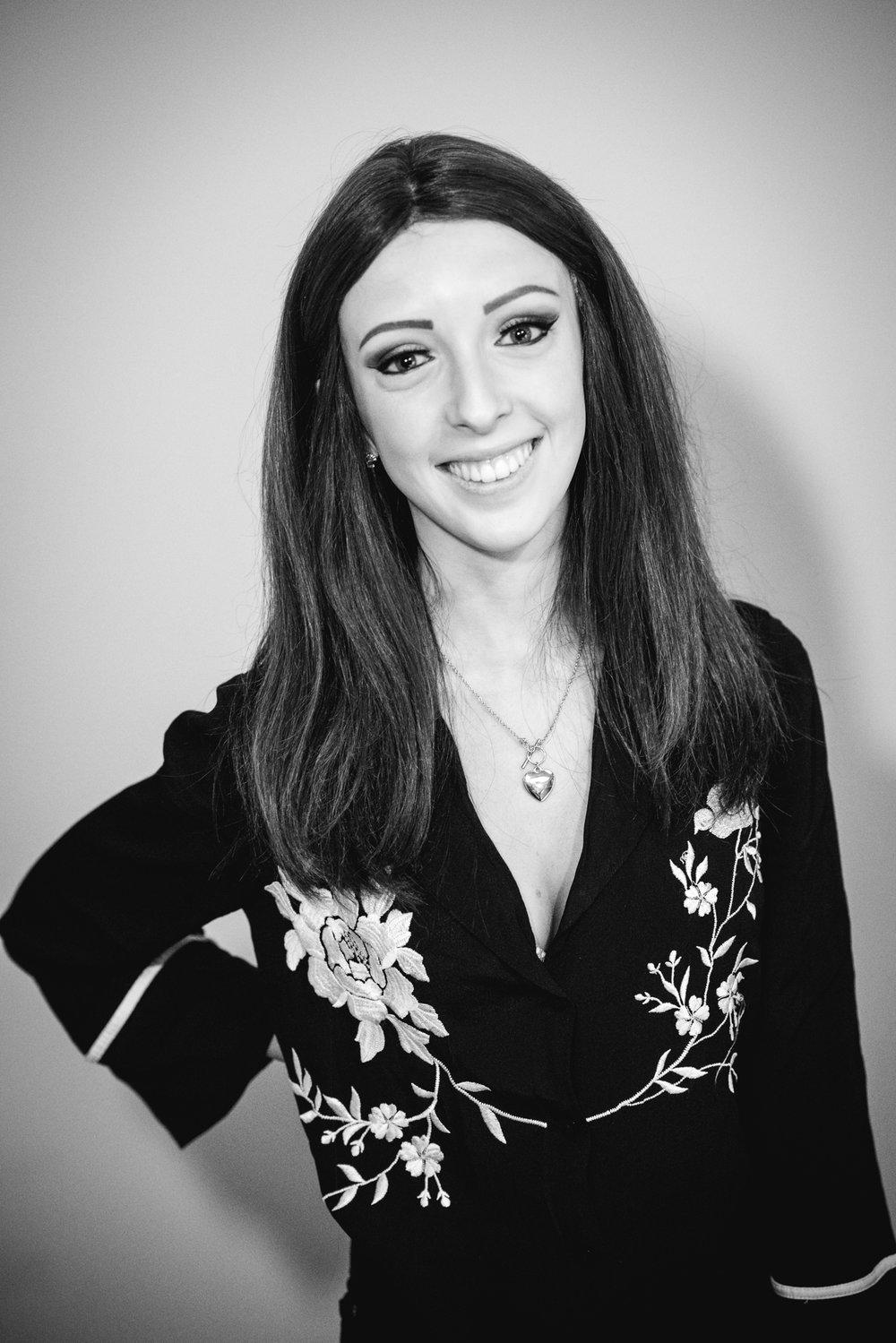 Anna Callahan, Auction and Raffle Manager