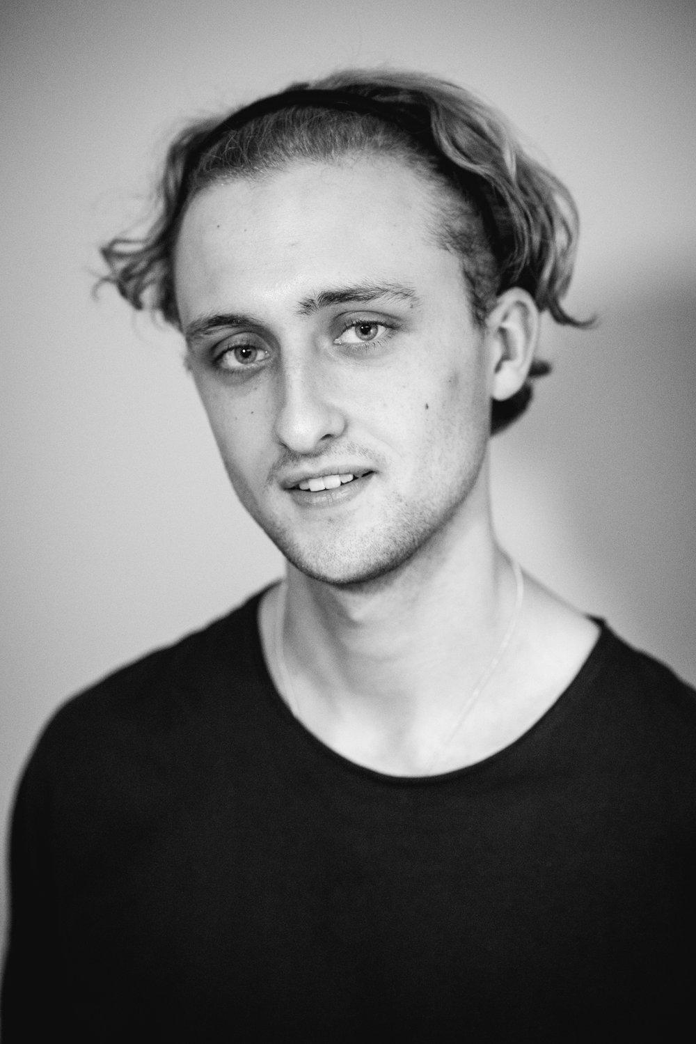 Alasdair Harriss, Creative Director