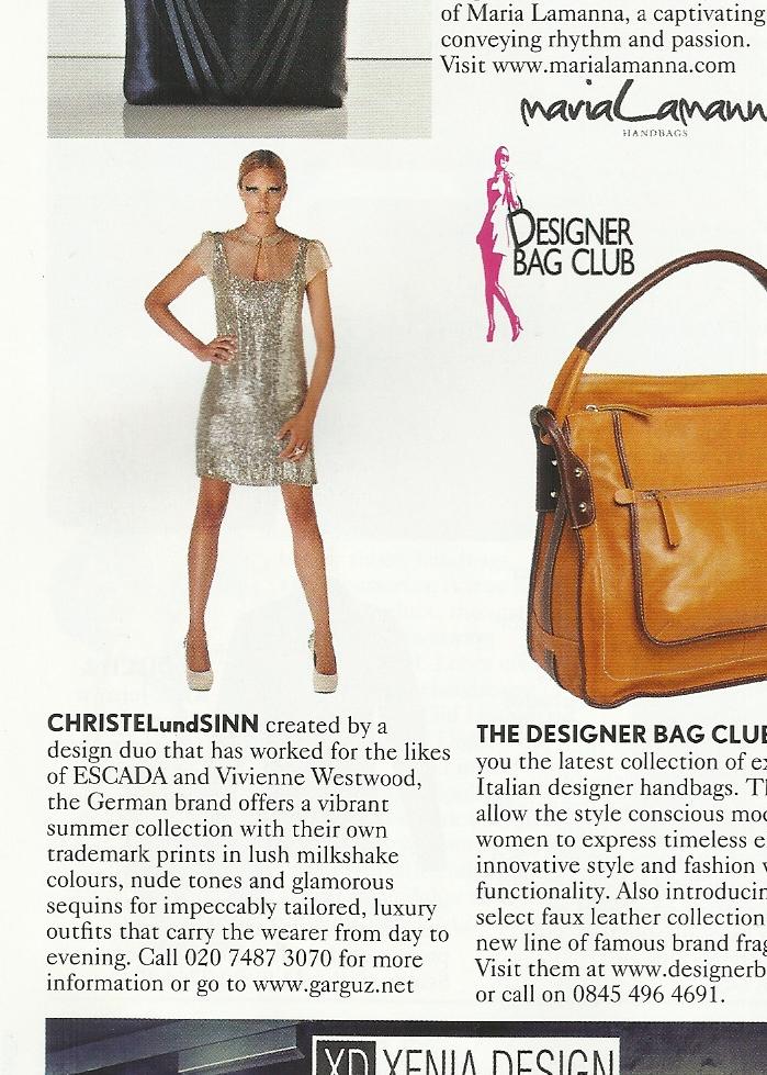 British Vogue 3/2013