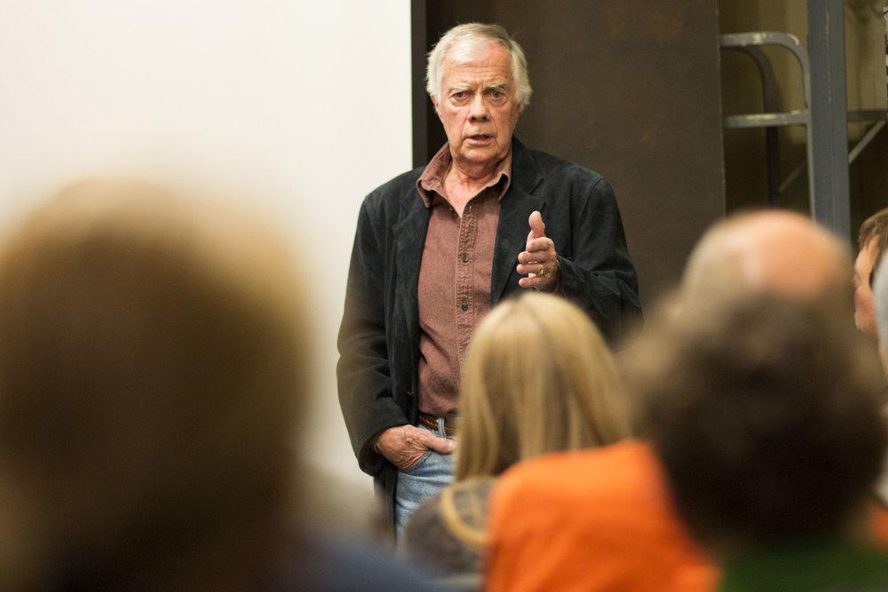 Pulitzer Prize Recipient Bob Jackson  © 2015 Jeffrey Cloutier