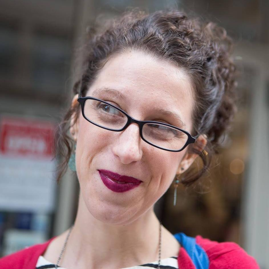 LUCY GELLMAN, EDITOR - Lucy is a lapsed art historian who loves wordplay almost as much as community building. Prior to her time at The Arts Paper she was a reporter at the New Haven Independent and station manager at WNHH Community Radio, where she still produces and hosts Kitchen Sync, a show about food and New Haven.