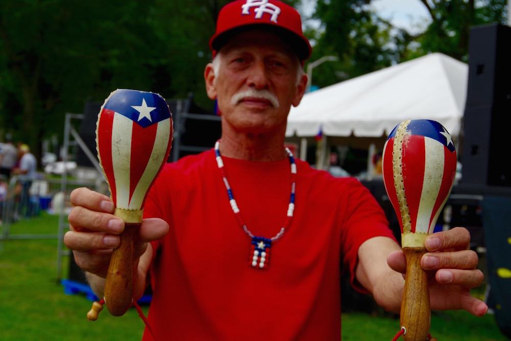 "Andres Seda: ""We're all Puerto Rican."""