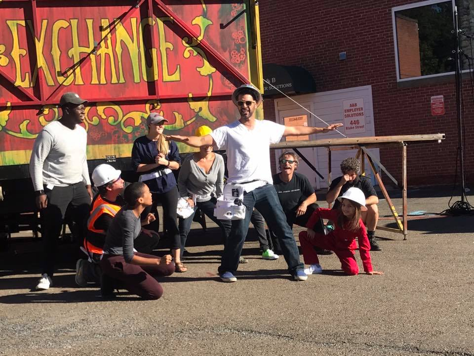 Members at a recent rehearsal. Rachel Shapiro Alderman Photo.