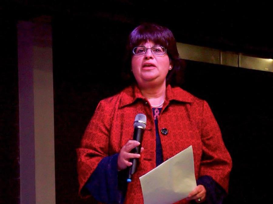 Karina Danvers. Mayor's Task Force on AIDS Photo.