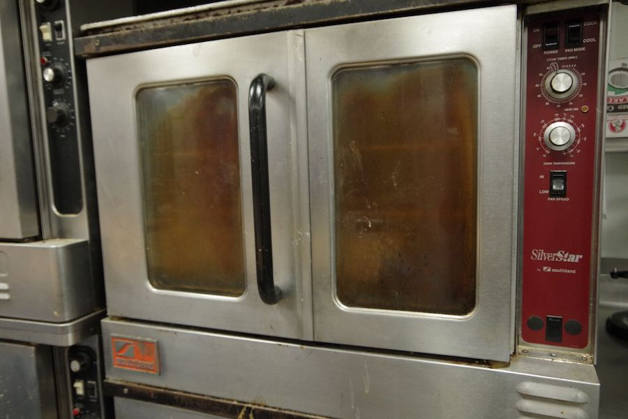 The industrial ovens threw Hurwitz for a loop originally, hotter than anything she'd experienced as a home cook.