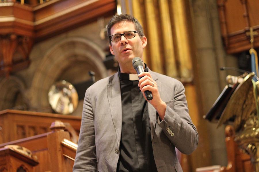 Rev. Luke De Volder.