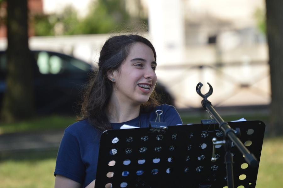 Peacebuilder Shada Bishara