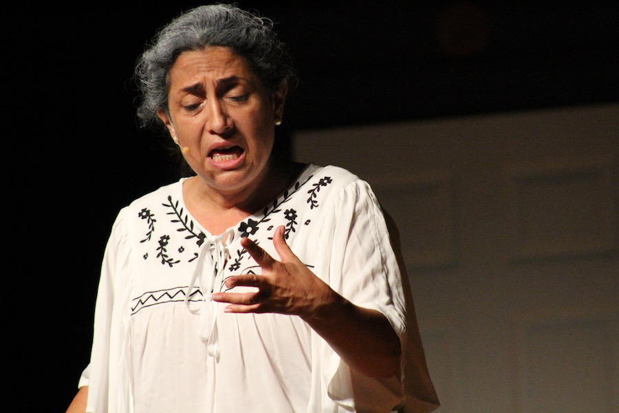 Jane Prieto as Abuela Claudia.