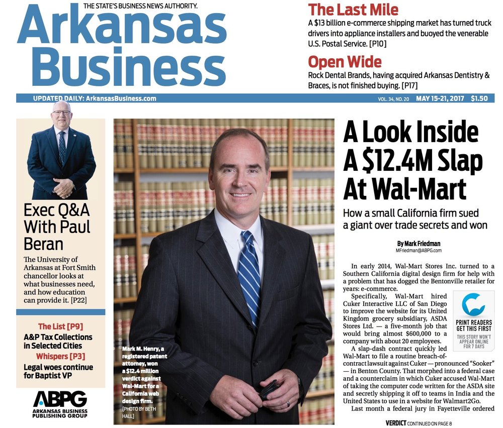 Arkansasbusiness.com Reporting -