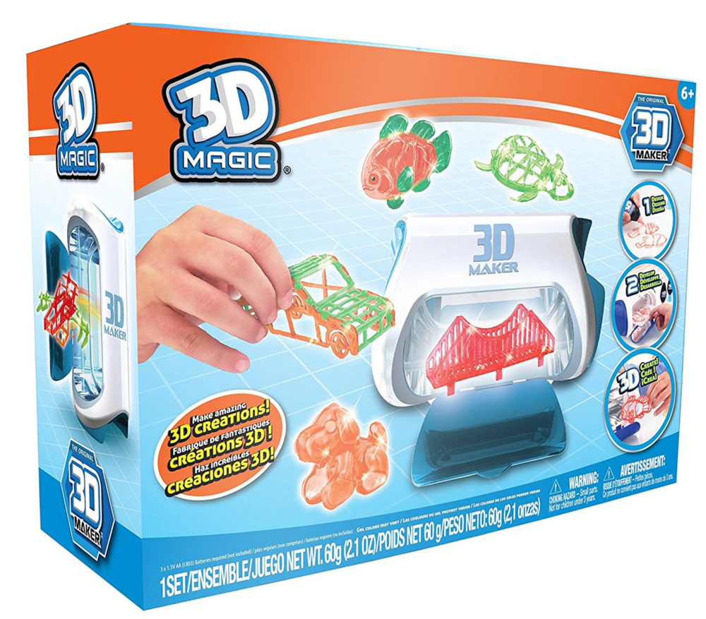3D Magic Pens - Our client produced a children's learning tool product known as 3D Magic. Its competitor filed suit in federal court and threatened not only our clients but also used the case to disrupt our client's previously good connections to Walmart.