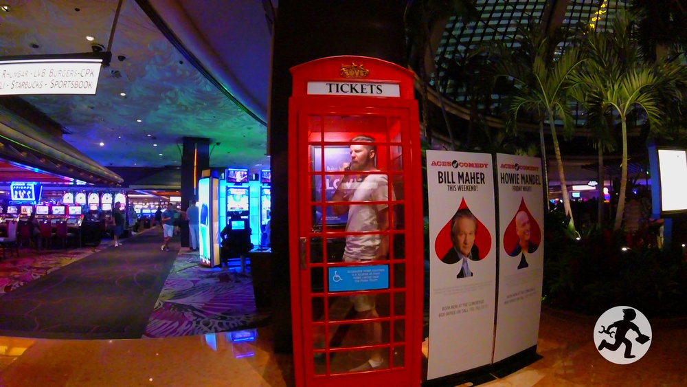 Vegas 2016 - Phoning Home