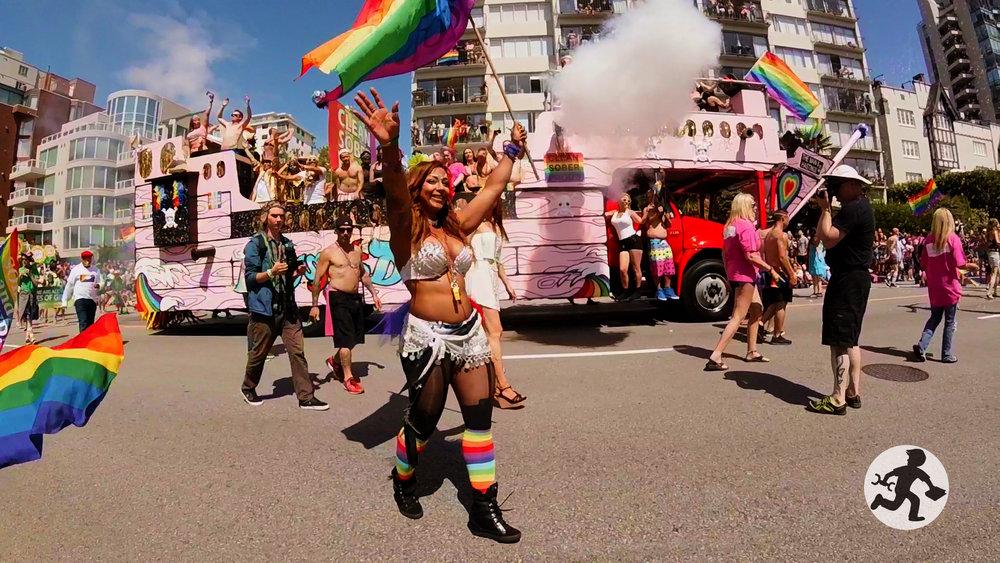 Pride Parade 2016