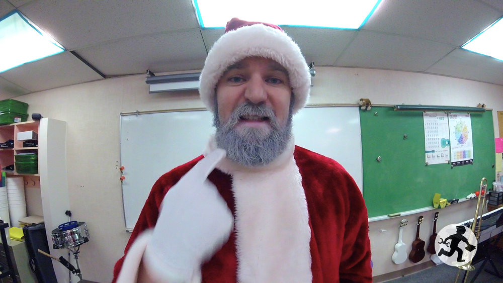 Santa Does Exist