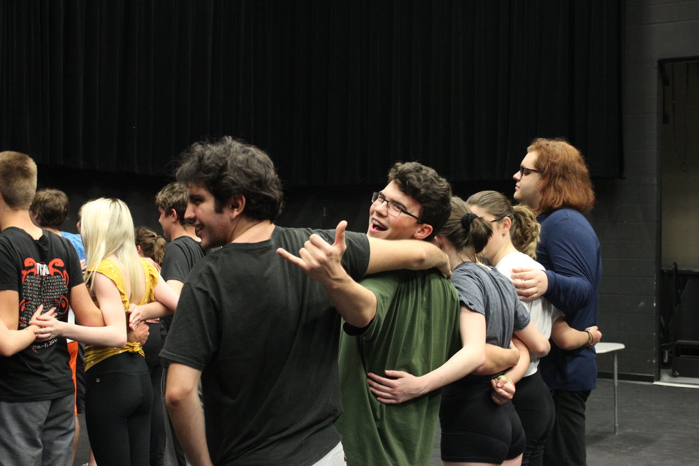 Behind the Scenes of Our Theatre Productions -