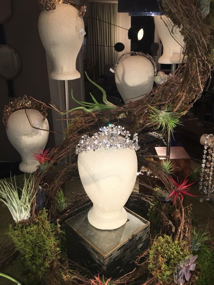 maria elena headpieces colleciton