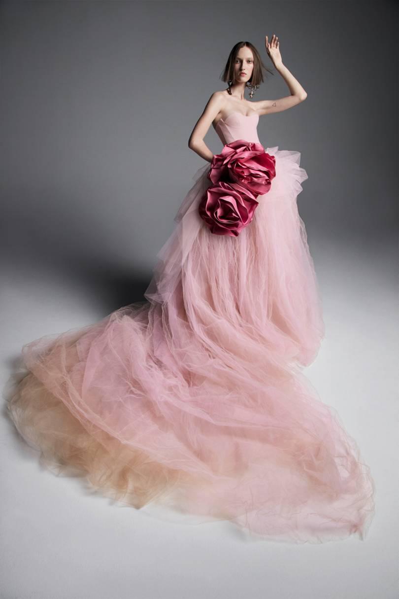 Vera Wang Bridal Spring/Summer 2019 Bridal Collection look 2