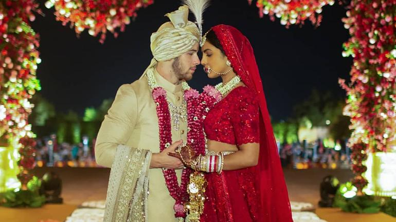Priyanka chopra wedding 2018 celebrity wedding