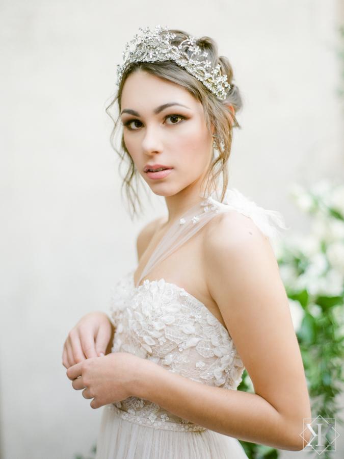 mira zwillinger wedding gown orlando bridal stores florida bridal boutiques maria elena headpieces