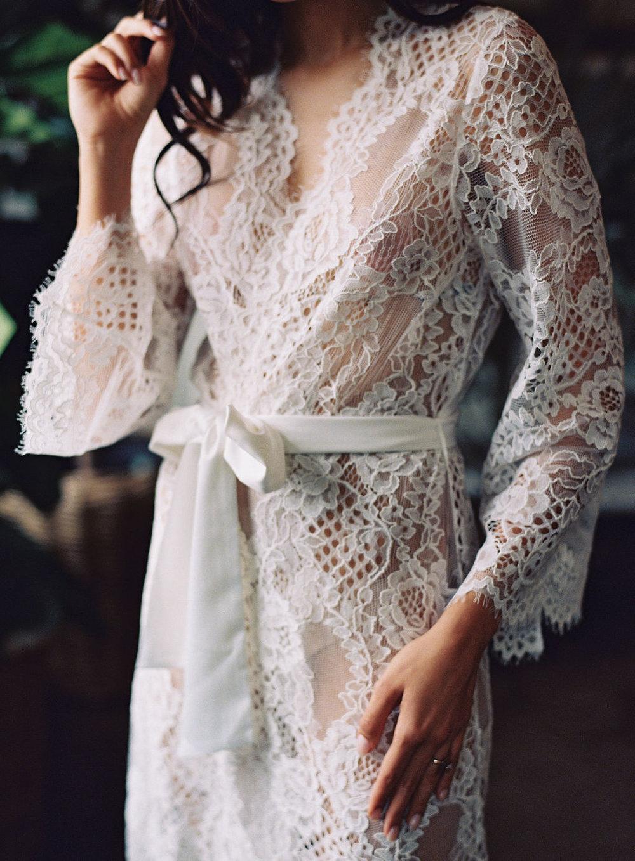 Bridal robe bridal lingerie the heavy winter park