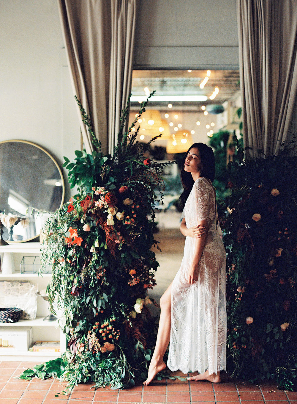 the heavy winter park orlando event venue girl and a serious dream french lace robe