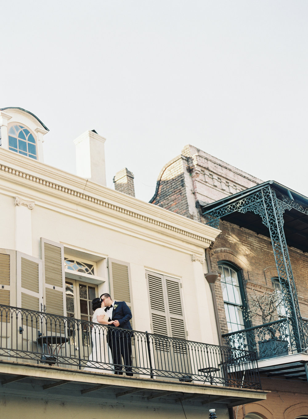 romantic wedding in new orleans