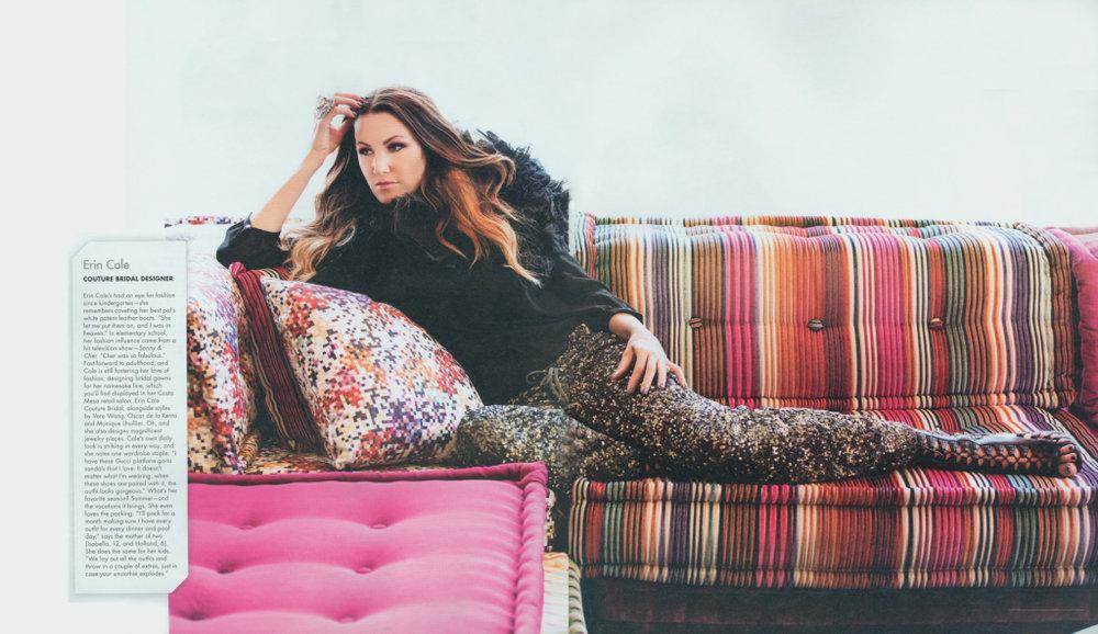 Meet the designer - Erin Cole