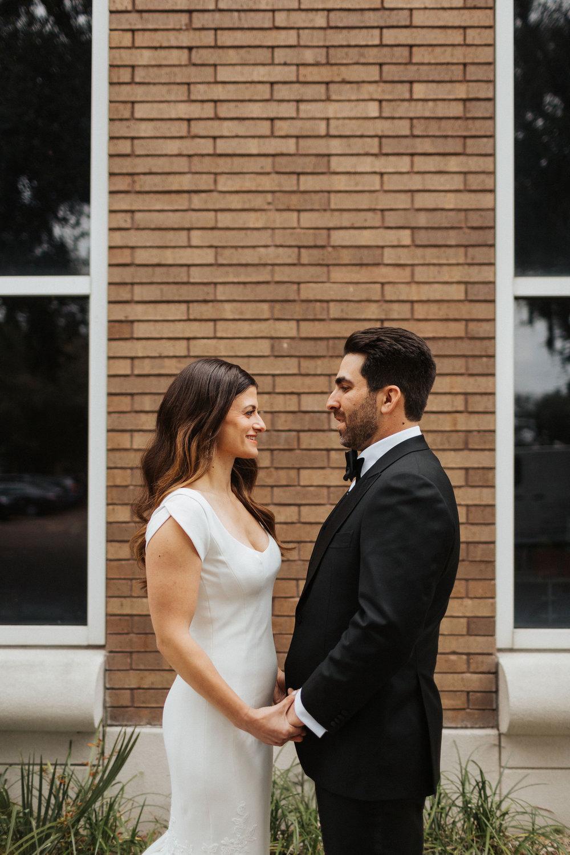 ines di santo downtown orlando museum of art wedding