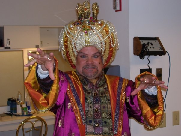 The Appletree, 2011, Pennsylvania Centre Stage, role of king Arik
