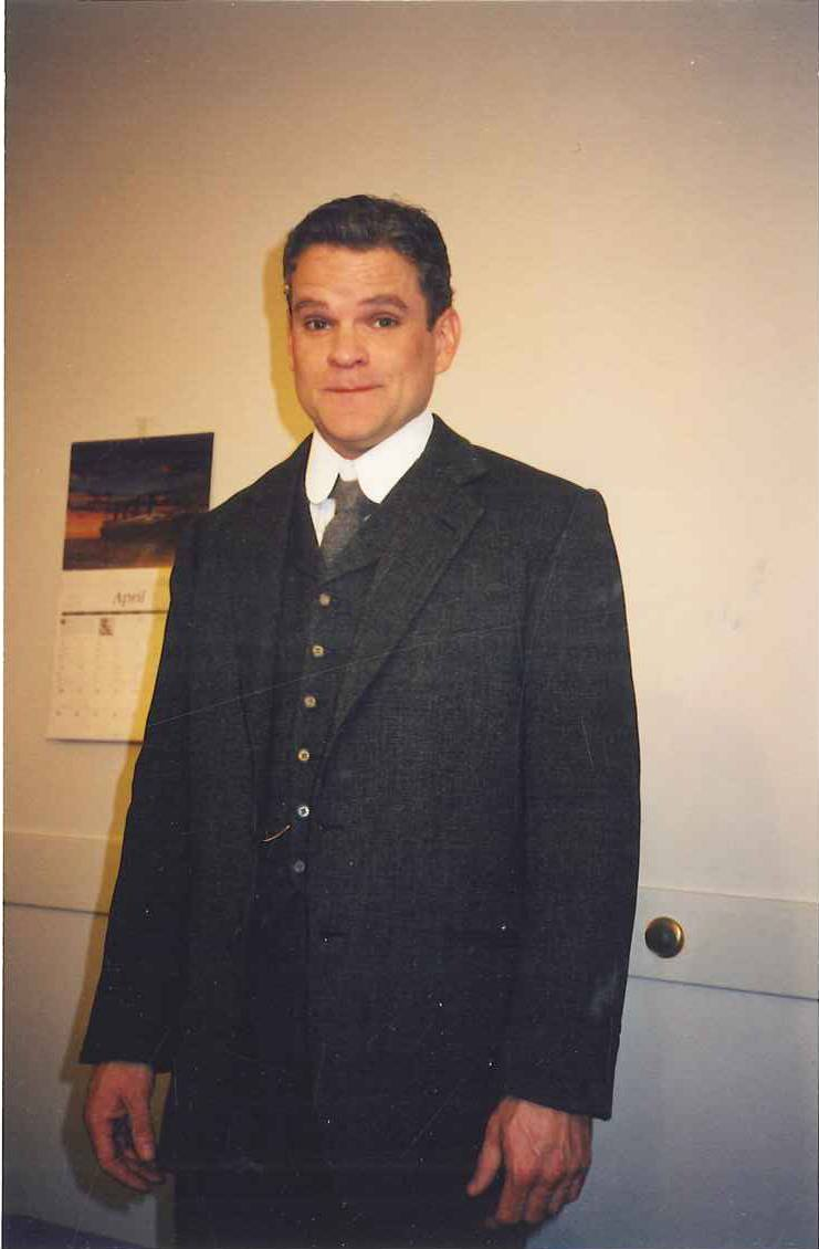 TITANIC, National Tour 1999 role of Thomas Andrews
