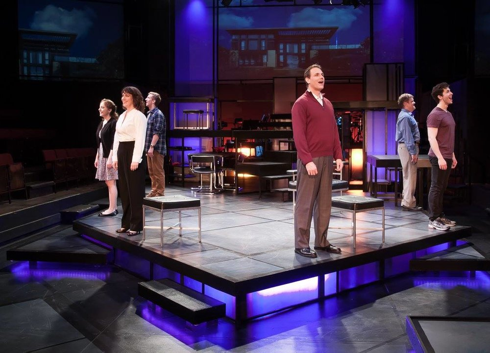 NEXT TO NORMAL, Pennsylvania Centre Stage, 2014