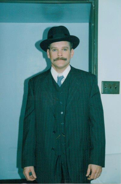 35. TITANIC, National Tour 2001, role of Ismay