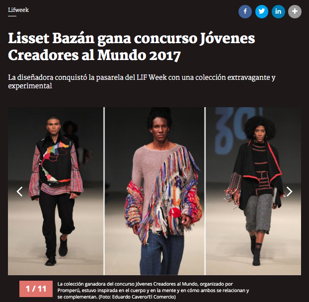 EL COMERCIO PERU 2017
