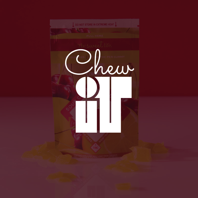 Explore all of our Chew IT Flavors -->