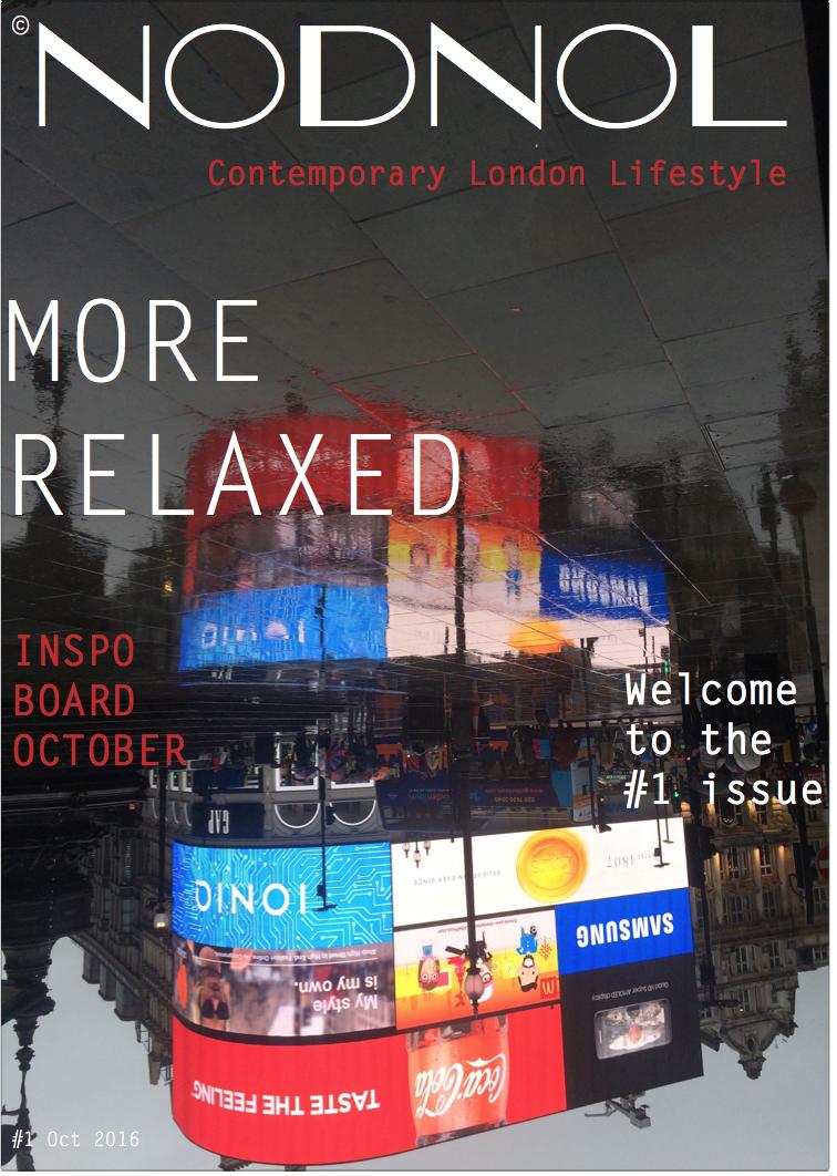 Nodnol Magazine Issue 1, 2016