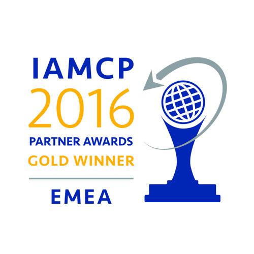 IAMCP EMEA Gold Award Winner.jpg