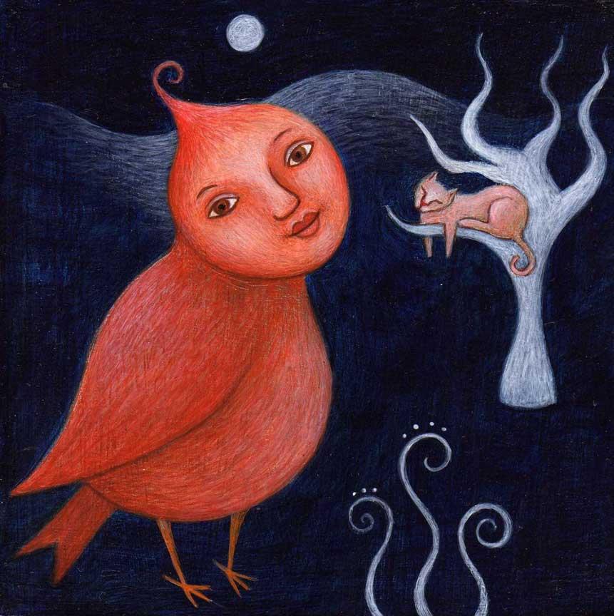 Moon-Bird