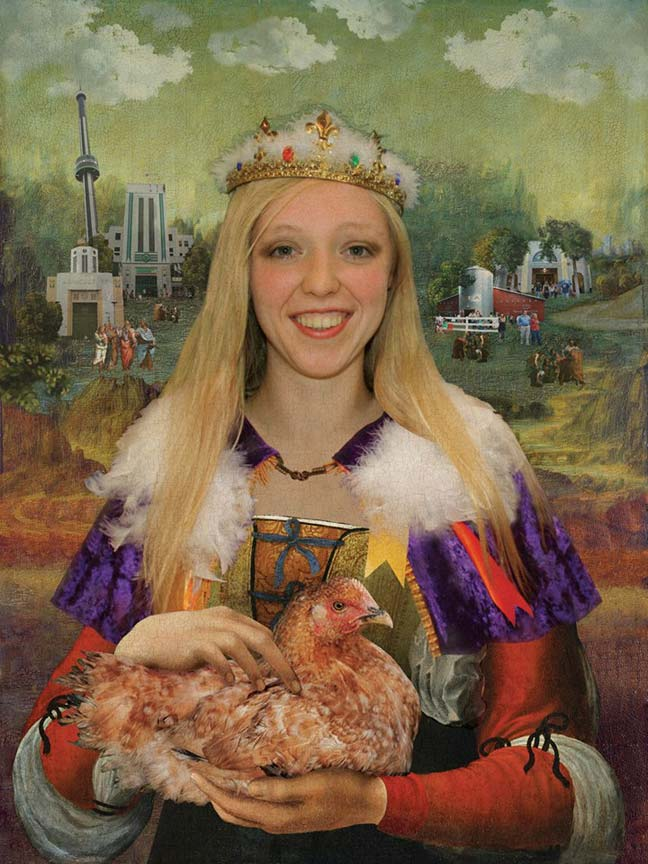 Poultry Princess 2013