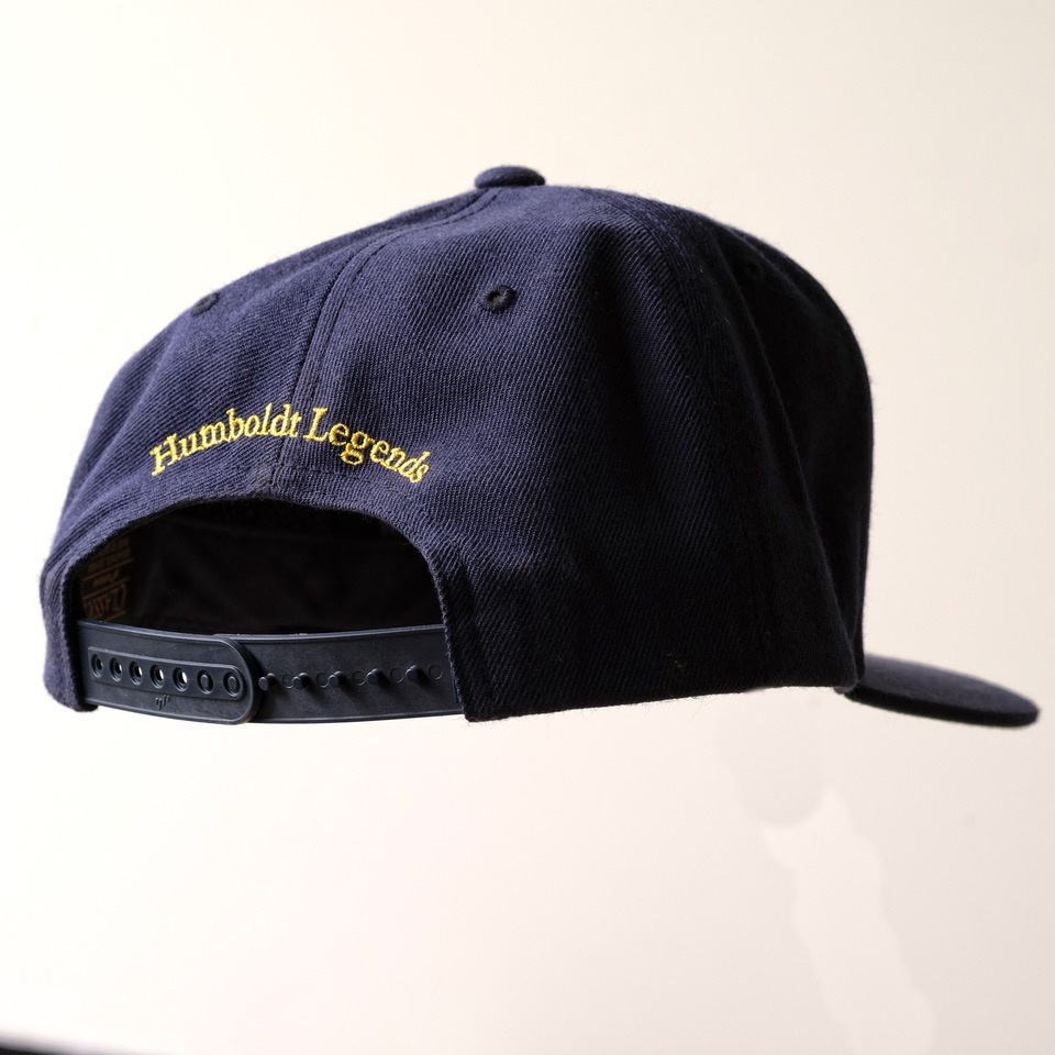 Humboldt Legends Hat - Back View