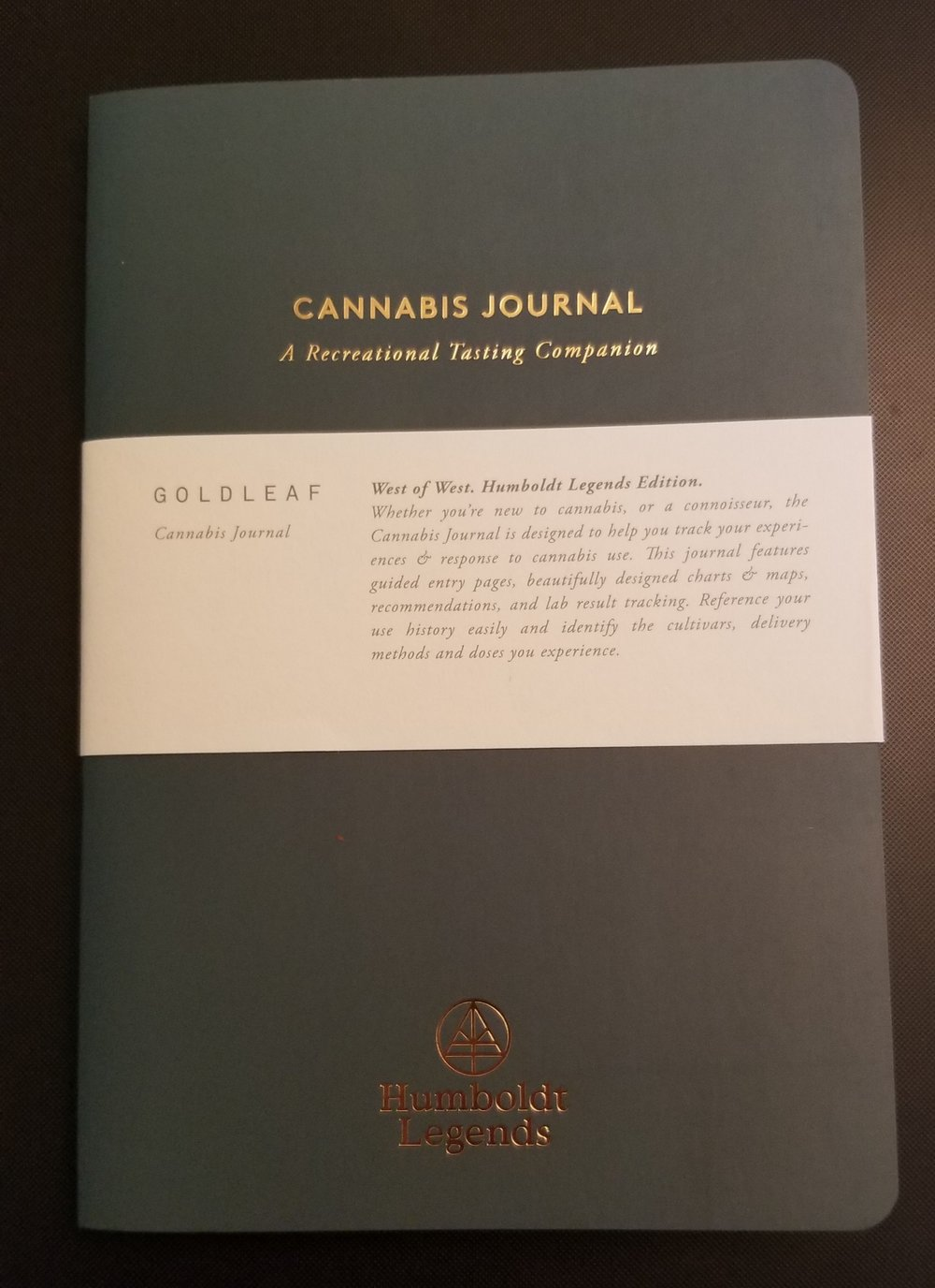 Humboldt Legends Journal -