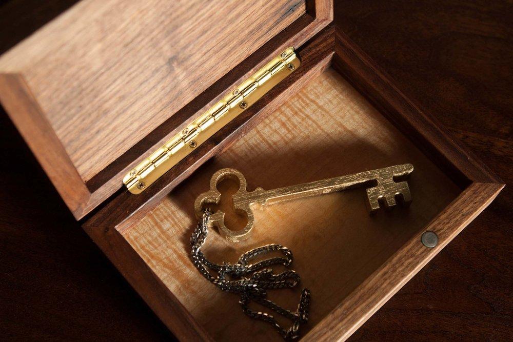 Syma's Key to More Success Box