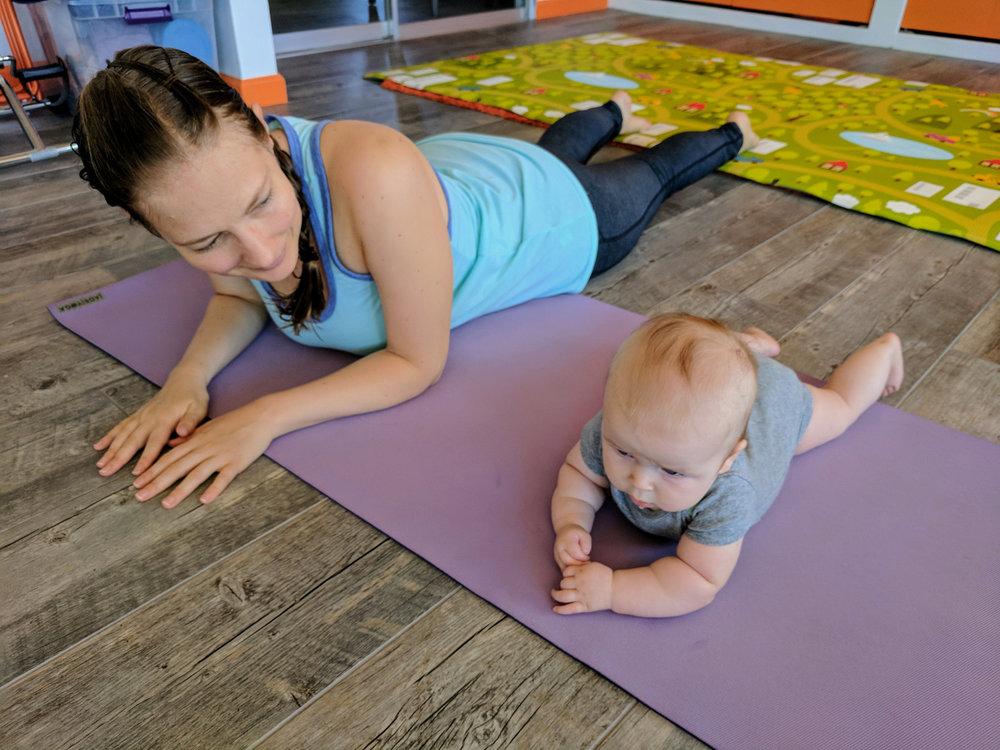 Jennica Joyce Prenatal Yoga