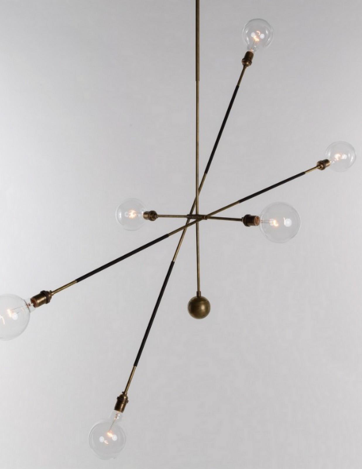 Modern American Lighting :: Apparatus Studio :: Valentina Fussell